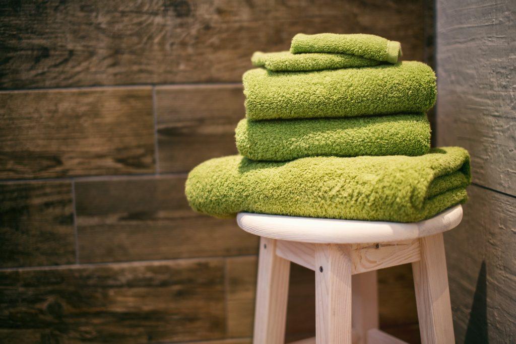 handdoeken infrarood sauna torhout