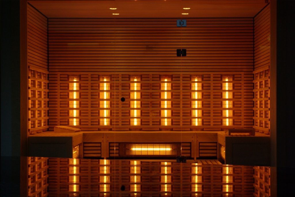 infrarood sauna torhout