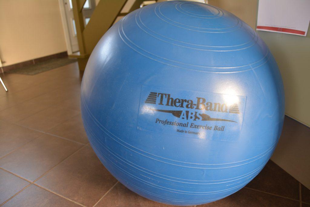 blauwe bal kinesist torhout